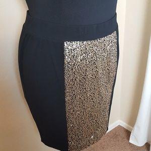 d3cab99ab Women Torrid Sequin Skirt on Poshmark